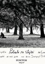 "Expozitie de fotografie: ""Portrete pe stejari"" de Cosmin Bumbut"
