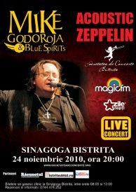 Mike Godoroja & Blue Spirits – Acoustic Zeppelin