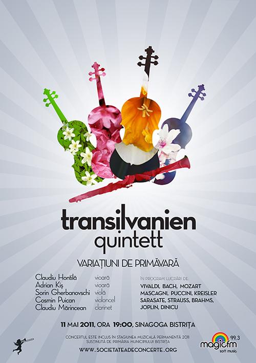 Transilvanien Quintett – Variatiuni de Primavara