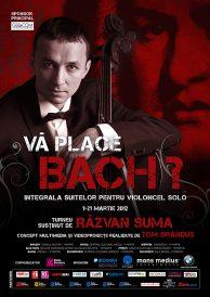 Vă place Bach? – Răzvan Suma interpretează integrala suitelor pentru violoncel solo