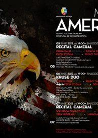 Muzicieni americani la Bistrita, 2012