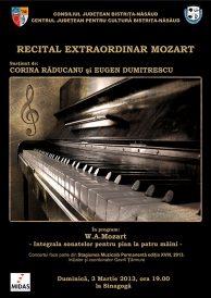 Recital extraordinar Mozart