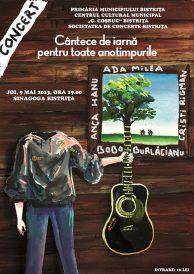 Concert Ada Milea – Cântece de iarnă pentru toate anotimpurile