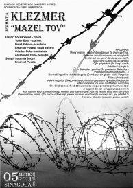 "Concert formația klezmer ""Mazel Tov"""
