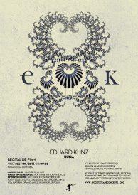 Recital de pian extraordinar susținut de Eduard Kunz (Rusia)