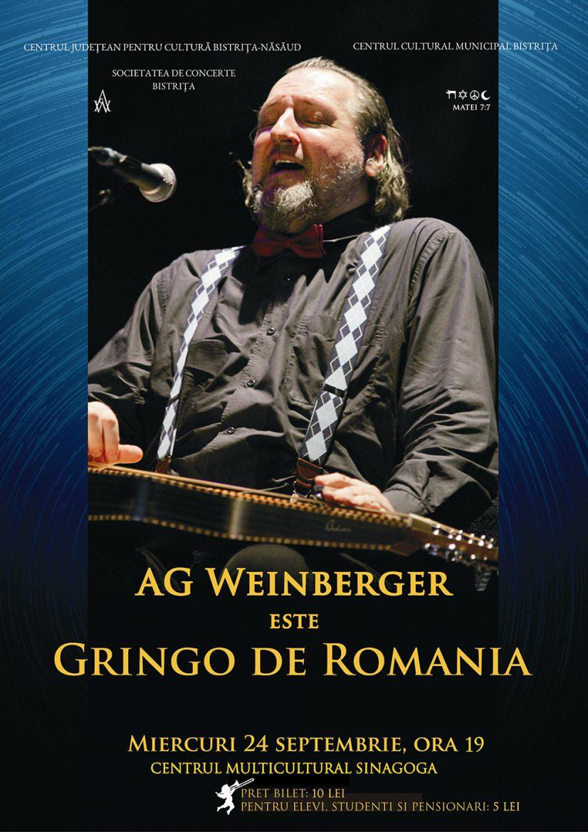 AG Weinberger este Gringo de România