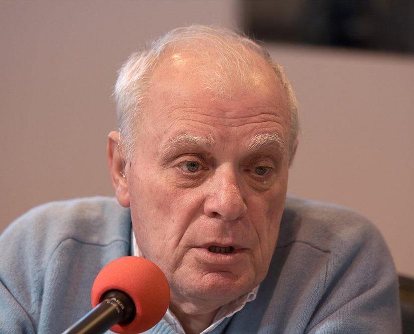 Întâlnire de excepţie cu marele scriitor portughez Antonio Lobo Antunes