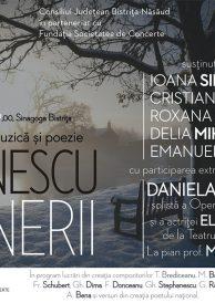Eminescu și tinerii – Spectacol de muzică și poezie