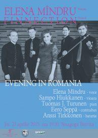 Elena Mîndru Finnection – Evening in Romania