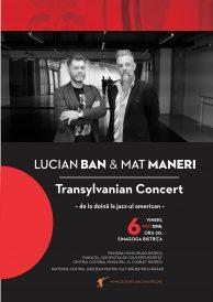 Transylvanian Concert – de la doină la jazz-ul american