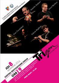 Concert extraordinar TRIGON – Ethno Jazz Group