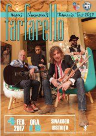 Mani Neumann's Farfarello – Romania Tour 2017