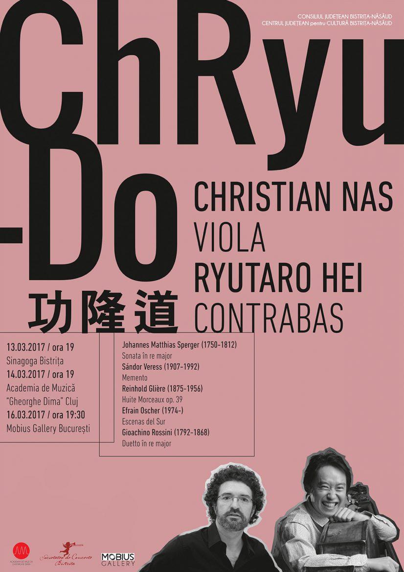 Recital extraordinar ChRyu-Do