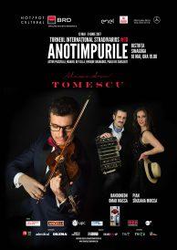 Turneul internațional Stradivarius – violonistul Alexandru Tomescu