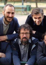 """Lansare album de jazz """"Echoes of Bucharest"""" – Alex Simu Quintet"""