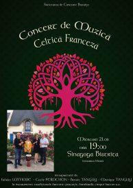 Concert de muzică celtică franceză